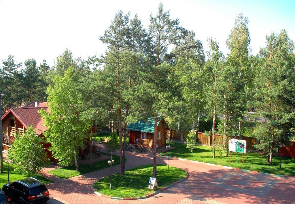 загородный комплекс